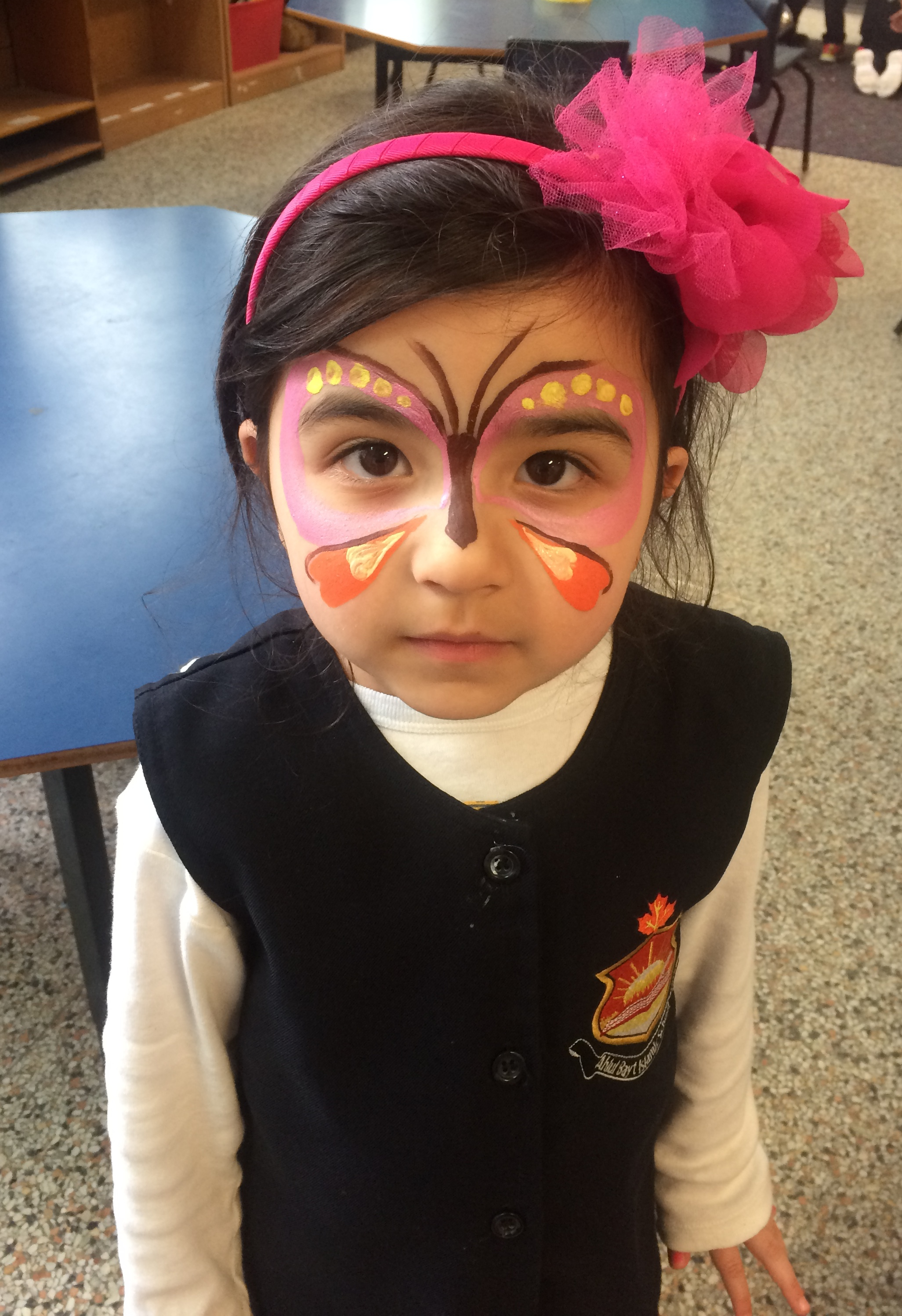 Face Paint on Fun Days
